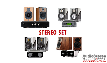AudioStereo -- STEREO SET