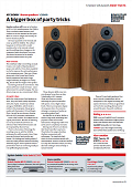 ATC SCM 19 - What HiFi 2015 review