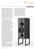 ATC SCM 50 SL - HiFI Critic Awards