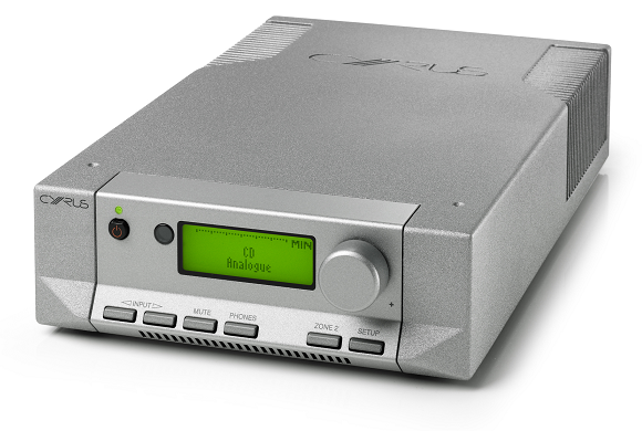 Cyrus 8a integrated amplifier