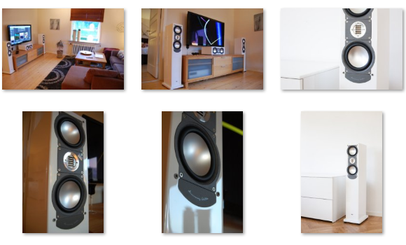 ELAC FS 207 Anniversary Edition in room photo gallery set 2