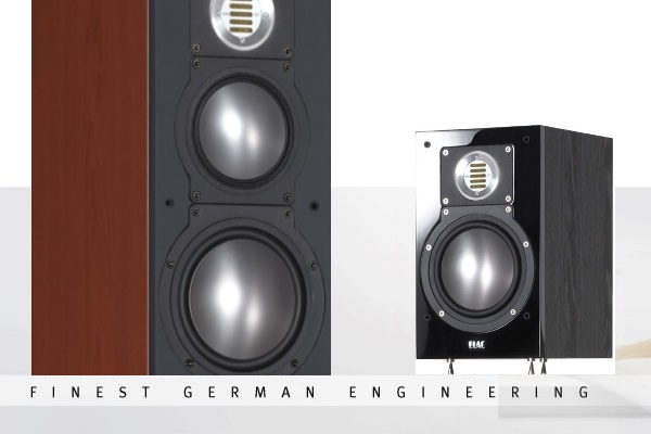 ELAC 240 Series loudspeakers