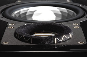 ELAC JET DC (Dispersion Control) ring