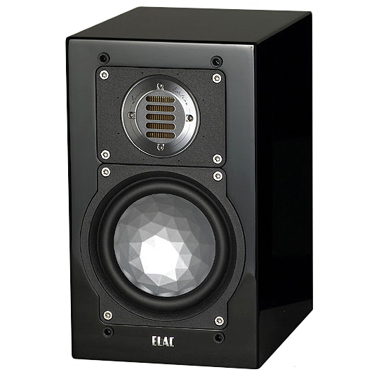 ELAC BS 243 LIMITED EDITION black high gloss finish