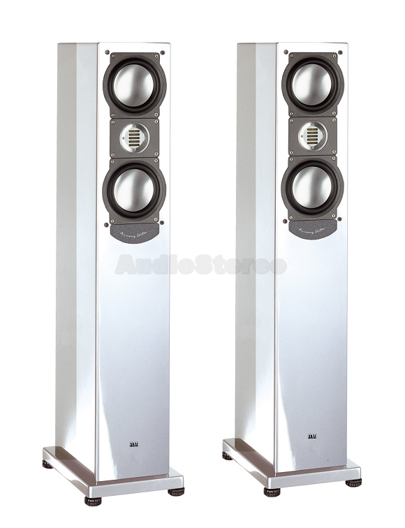 ELAC FS 207 A white high gloss finish