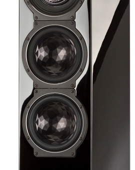 ELAC FS 509 VX-JET - Crystal Low/Bass drivers
