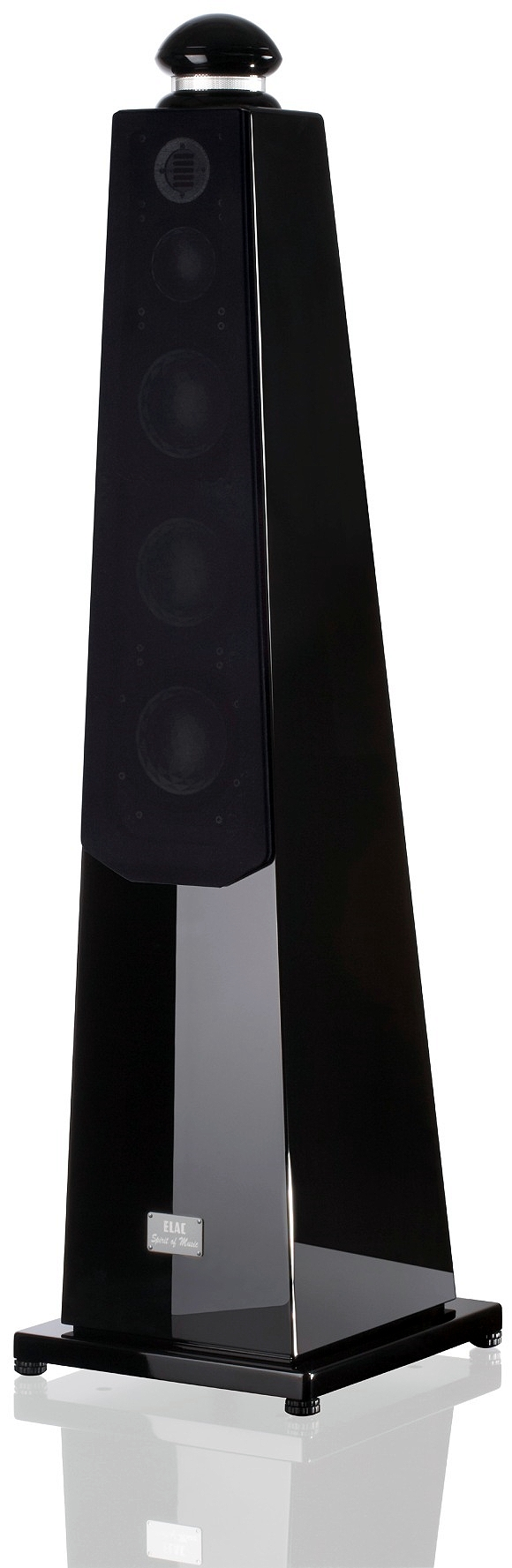 ELAC Spirit Of Music CE black high gloss
