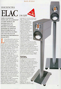ELAC 310.2 JET - Haute Fidelite (France) review